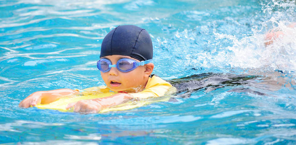 beginners plus swimming classes